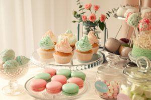 Macarons Kuchen